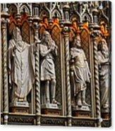 Notre Dame Cathedral Basilica - Ottawa Acrylic Print