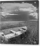 Of Land Sea And Sky Acrylic Print