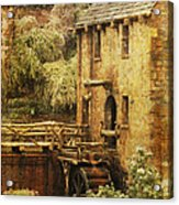 Old Mill In Arkansas Acrylic Print