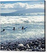 Olowalu Maui Hawaii Acrylic Print