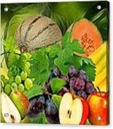 Orchard Acrylic Print