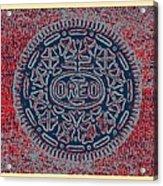 Oreo In Hope1 Acrylic Print