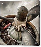 P-17 Prop Acrylic Print