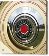 Packard 1936-37 Acrylic Print