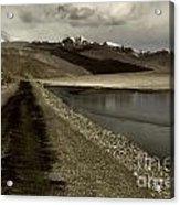 Pamir Highway Acrylic Print