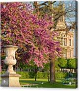 Paris Springtime Acrylic Print