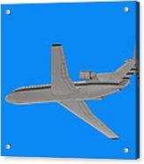 Passenger Airplane. Acrylic Print