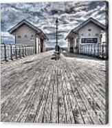 Penarth Pier 3 Acrylic Print