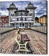 Penarth Pier Pavilion Acrylic Print
