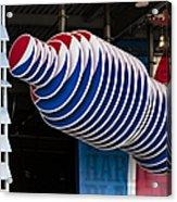 Pepsi Cola Bottle Acrylic Print