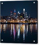 Philadelphia Reflections Acrylic Print