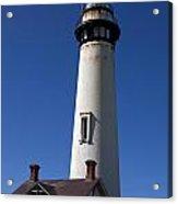 Pigeon Point Lighthouse Pescadero California Acrylic Print