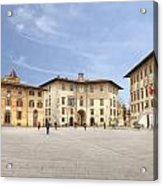 Pisa Acrylic Print by Joana Kruse