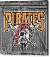 Pittsburgh Pirates Acrylic Print
