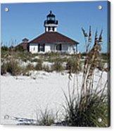Port Boca Grande Lighthouse Acrylic Print