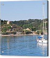 Porto Bay Acrylic Print
