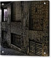 Post Alley - Seattle Acrylic Print