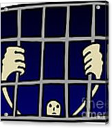 Prisoner Acrylic Print