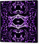 Purple Series 3 Acrylic Print