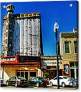 Queen Theater Acrylic Print