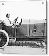 Race Car, 1914 Acrylic Print