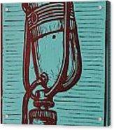 Rca 77 Acrylic Print