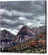 Red Rock Canyon - Las Vegas Nevada Acrylic Print