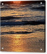 Reflections Of Sunset Acrylic Print