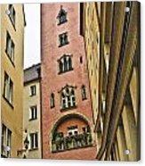 Regensburg Germany Acrylic Print