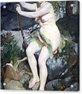 Renoir's Diana Acrylic Print