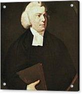 Reynolds, Sir Joshua 1723-1792 Acrylic Print