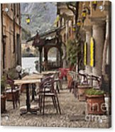 Ristorante Impasto Acrylic Print