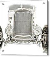 Roadster Acrylic Print
