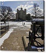 Rochester Castle Acrylic Print