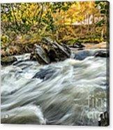 Rocky River Acrylic Print