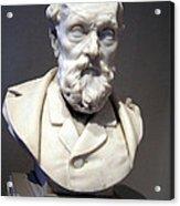 Rodin's J. B. Van Berckelaer Acrylic Print
