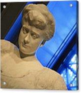 Rodin's Katherine Seney Simpson Acrylic Print