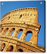 Roman Coliseum Acrylic Print