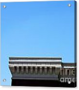 Roof Top Acrylic Print