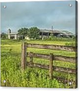 Rural Farm Acrylic Print