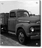 Rusty Ford Truck 2 Acrylic Print