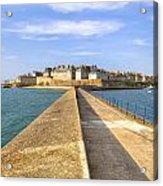 Saint-malo - Brittany Acrylic Print