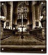 Saint Marks Episcopal Cathedral Acrylic Print
