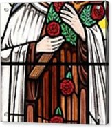 Saint Therese Of Lisieux Acrylic Print