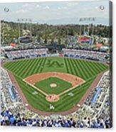 San Francisco Giants V Los Angeles Acrylic Print