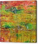 Seasonal Ecology Acrylic Print