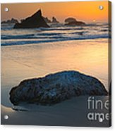 Seastacks, Oregon Coast Acrylic Print
