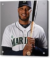 Seattle Mariners Photo Day Acrylic Print