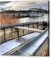 Seaworthy  Acrylic Print by JC Findley