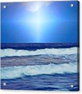 Seek Peace Acrylic Print